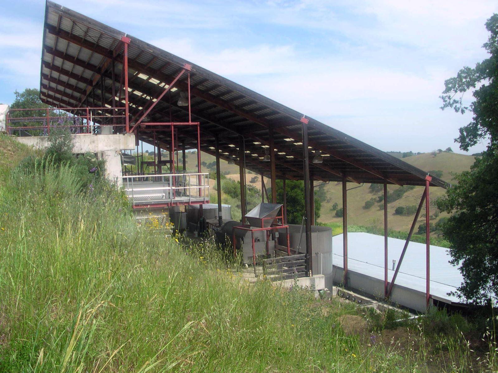 Beringer Vineyards Architectural Design Amp Planning