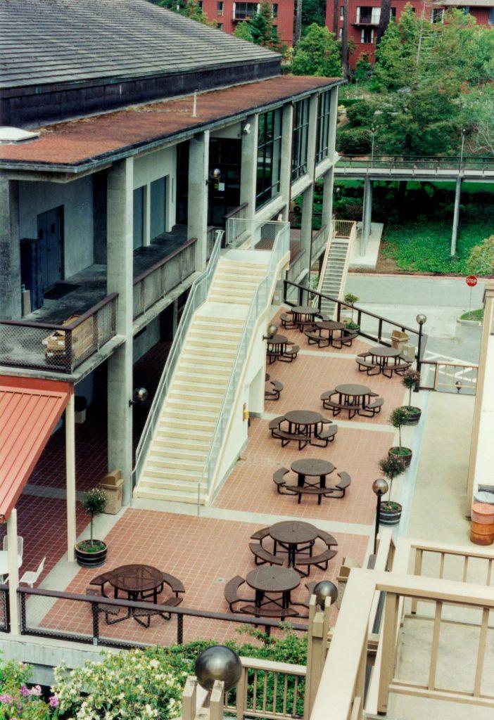 Jolly Giant Dining Commons Seismic Retrofit, Interior & ADA Upgrades, CSU Humboldt