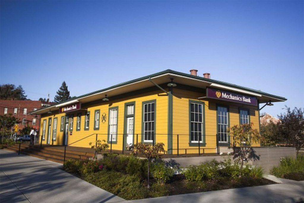 Santa Fe Historic Reading Room (Trainmaster's Building) Rehabilitation