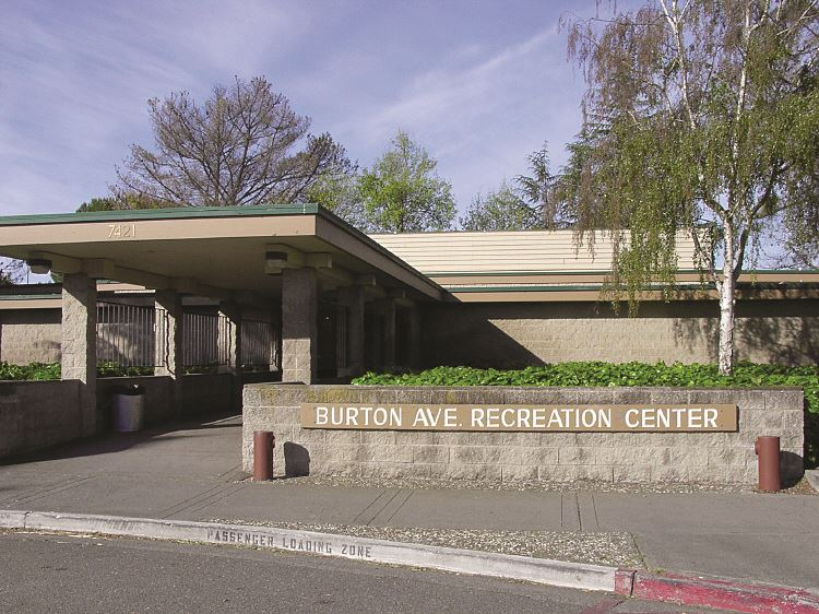 Burton Avenue Recreation Facility Roofing & ADA Accessibility Upgrades