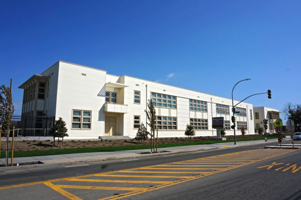 Nystrom Elementary School Modernization, Expansion & Rehabilitation