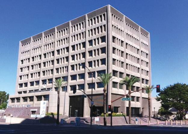 Santa Ana Federal Building Façade Forensic Investigation