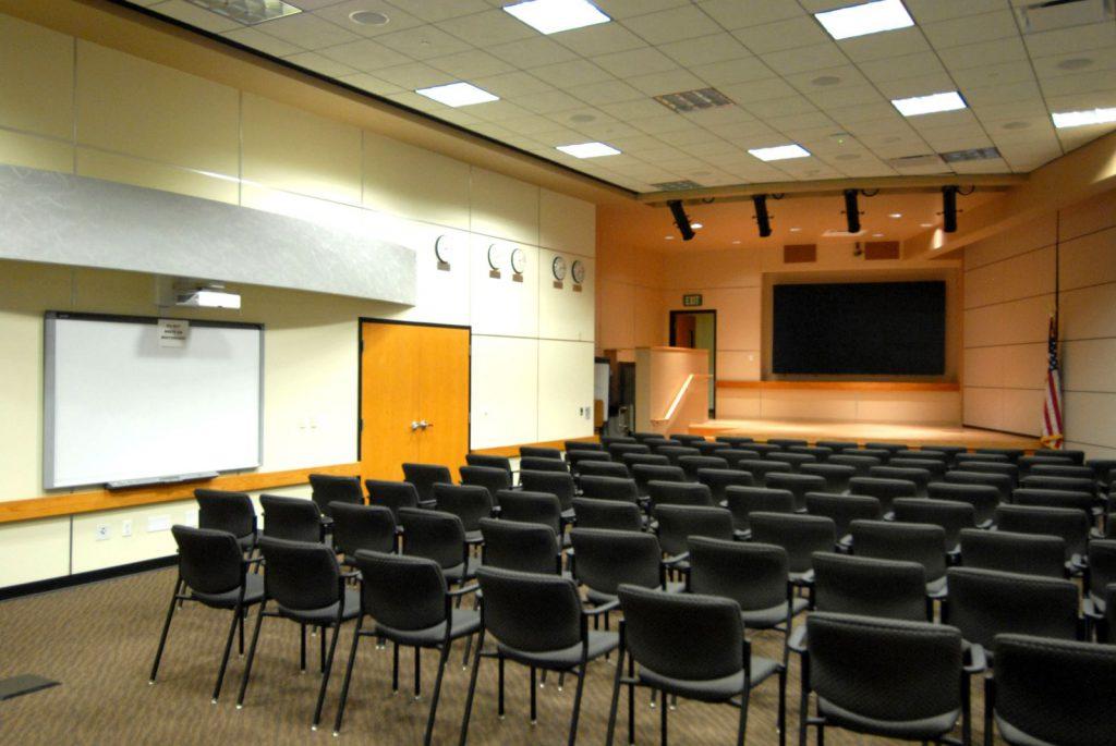 Frank Hagel Auditorium Remodel