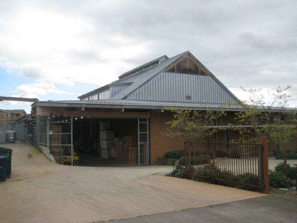 Lytton Springs Winery Roof Repair & ADA Upgrades