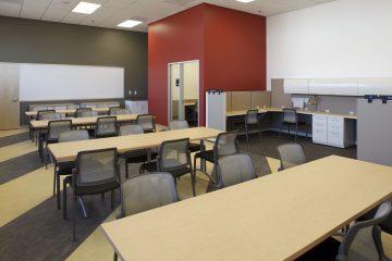 Service Center Seminar Room