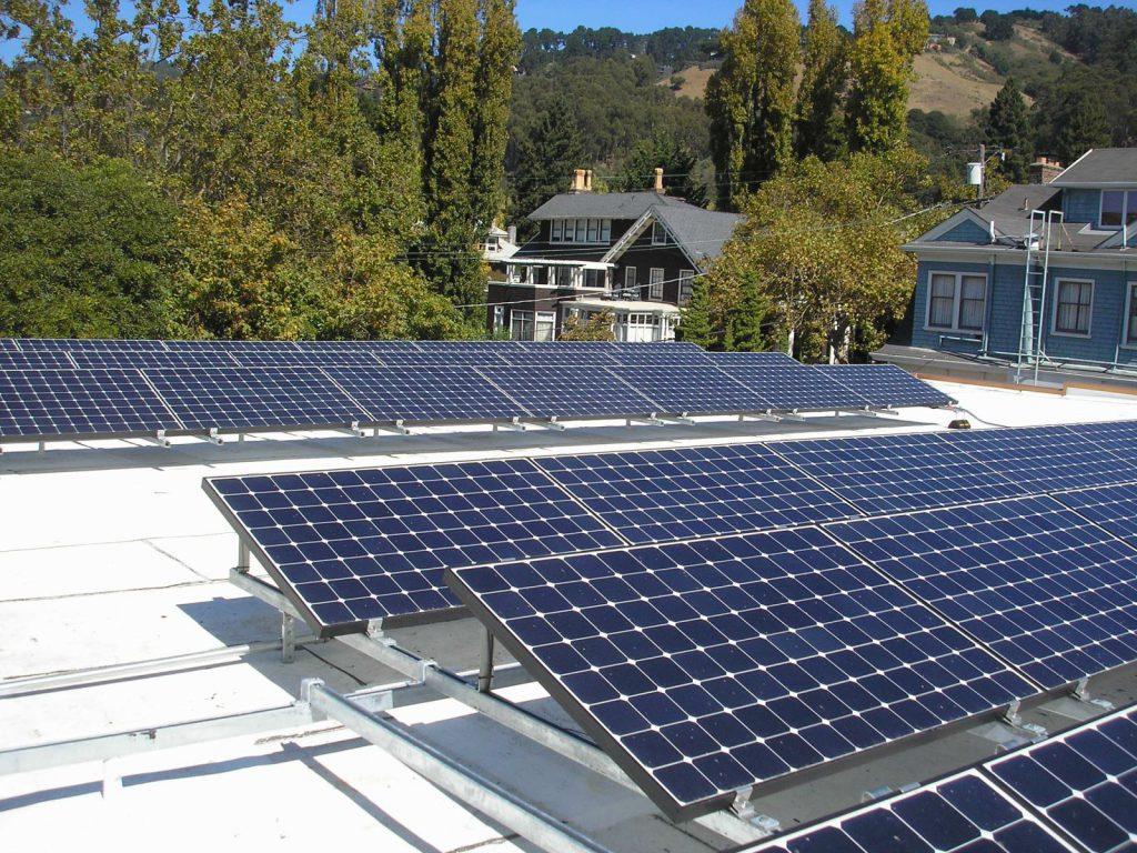 Emerson Elementary School Solar Array