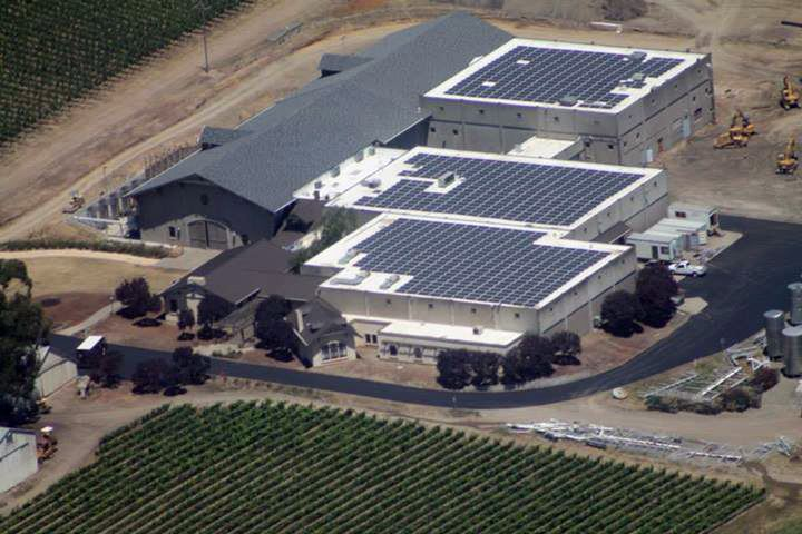 Ramal Winery Solar Array