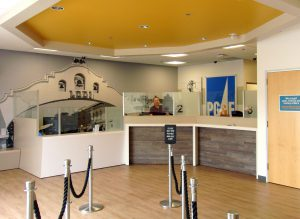 Customer Service Office Remodel, Lodi, CA