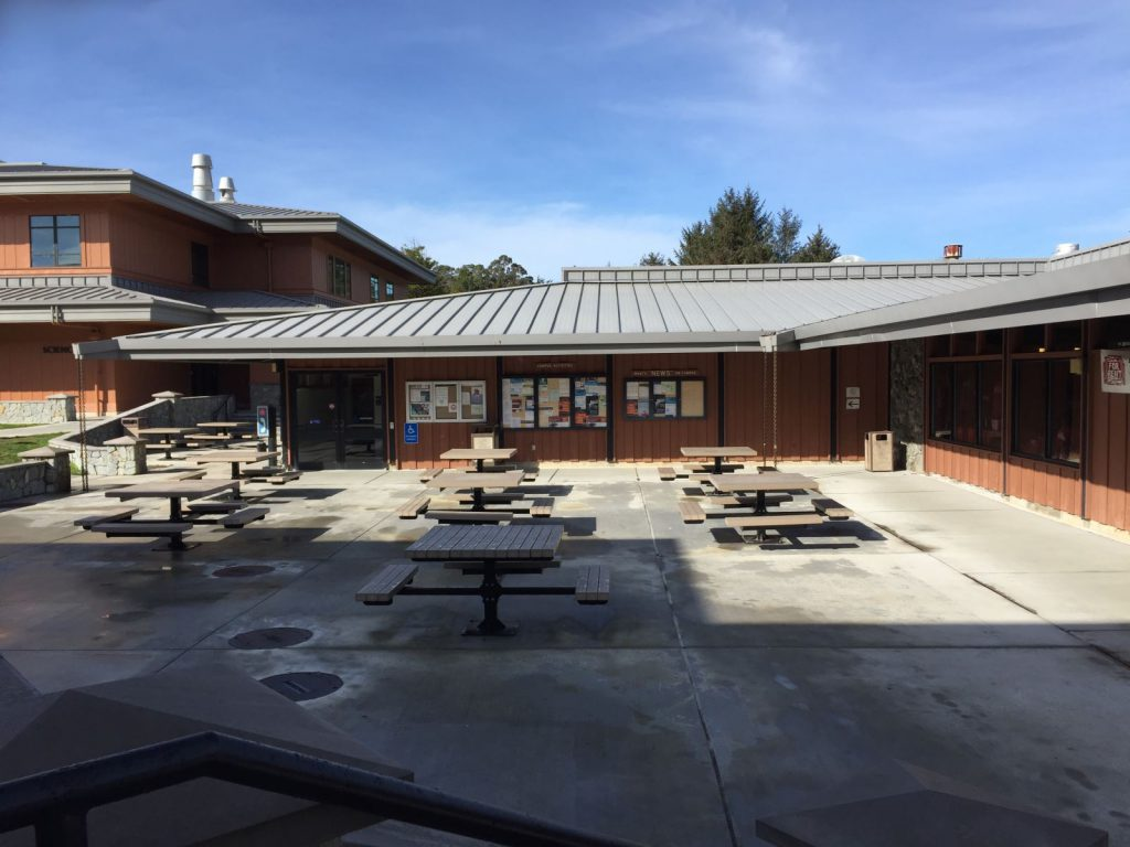Student Union Infrastructure Upgrades – College of the Redwoods