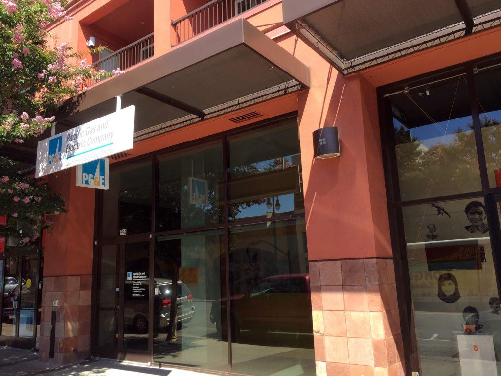 San Rafael Customer Service Office Remodel