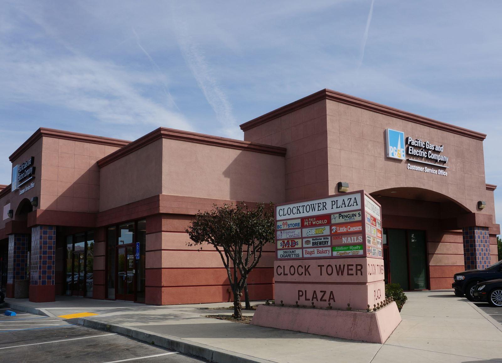 Santa Clara County Probation Office Building Condition