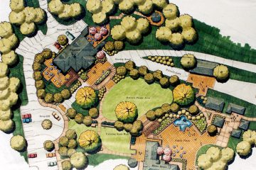 Beringer Vineyards Architectural Design and Planning Services, St. Helena, CA, Interactive Resources, architectural design, historic preservation, master planning