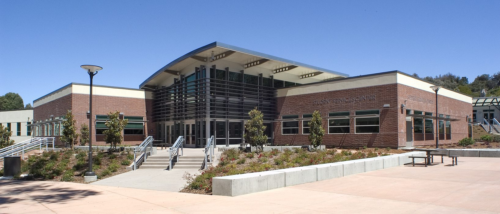 Higher Education, Community College, Contra Costa Community College, architectural, Interactive Resources, interior design, San Pablo, space planning, structural Engineering, Student Services Center, Sustainable Design