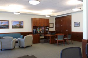 Office Tenant Improvement, Federal Building & U.S. Courthouse, San Jose, CA, remodel, Interactive Resources