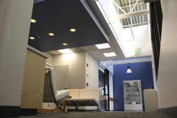 Applied Technology Services Facility, Common Area Remodel, Danville, CA, remodel, Interactive Resources, architectural design