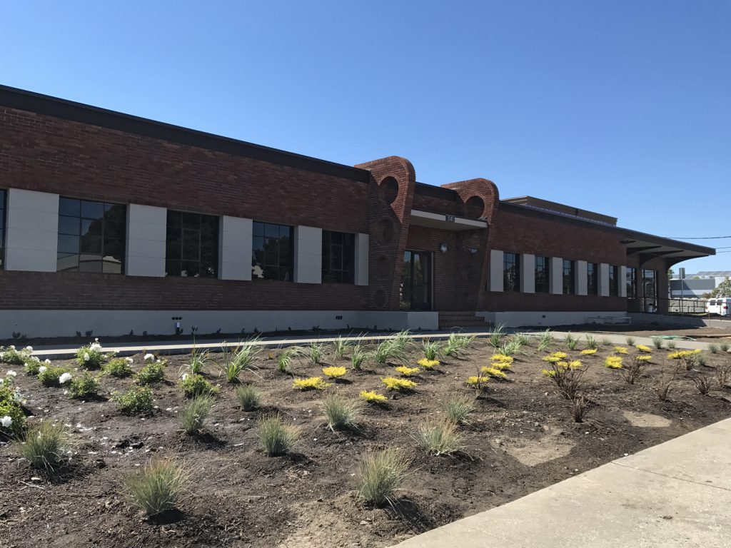 Alten Construction Office Remodel, Richmond, CA, Industrial Warehouse, Historic Brick Building, Office Space, Alten Construction, Interactive Resources, Architectural Design
