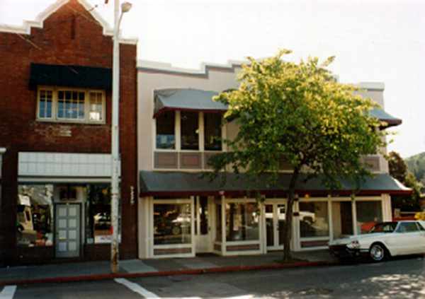 Purchase of Point Richmond Building