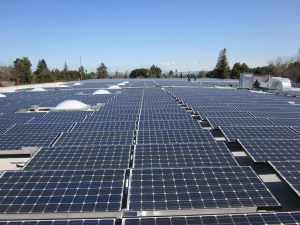 Veterans Affairs (VA) Medical Center Solar Array, Menlo Park, CA, solar array, structural engineering services