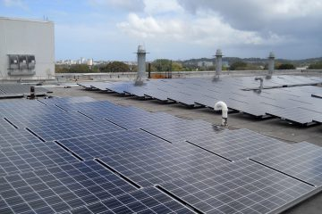 Veterans Administration Medical Center Solar Array, San Juan Puerto Rico, solar array, roof mount, structural engineering services, Eaton Corporation, Interactive Resources