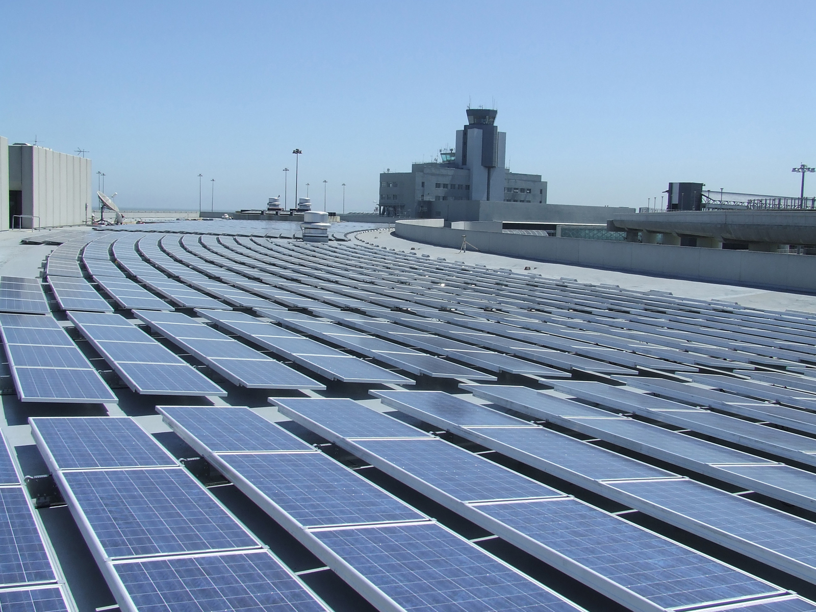 San Francisco Sunset Reservoir Solar Array, San Francisco, CA, solar array, photovoltaic, BASS Electric, Interactive Resources, structural engineering services