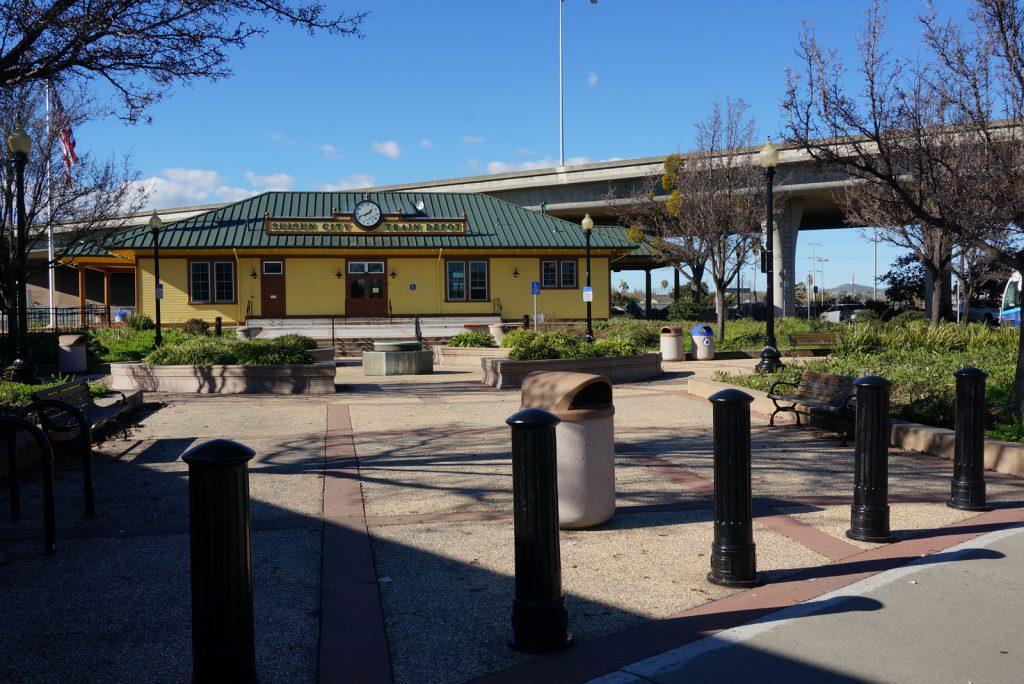 Suisun-Fairfield Train Depot Renovation, Suisun City, California, historic restoration, historic preservation, train depot, Interactive Resources, architectural design
