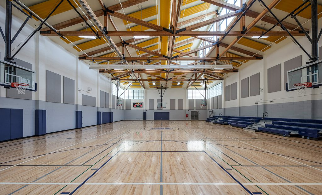 San Carlos Youth Center Remodel 2018