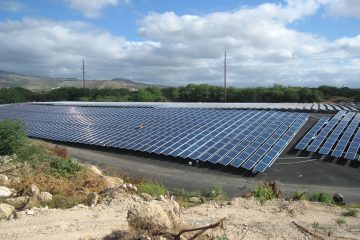 Kapolei Sustainable Energy Park (KSEP) Landfill Solar Array, Oahu, Hawaii, solar array, photovoltaic, structural engineering services