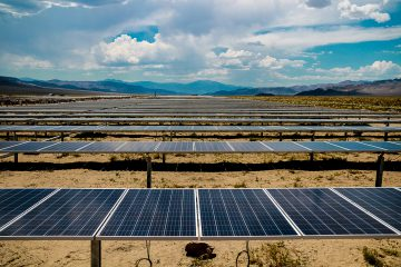 Luning Large Ground Mount Solar Array, Mineral County, Luning, NV, solar array, renewable energy, photovoltaic, Interactive Resources, structural engineering