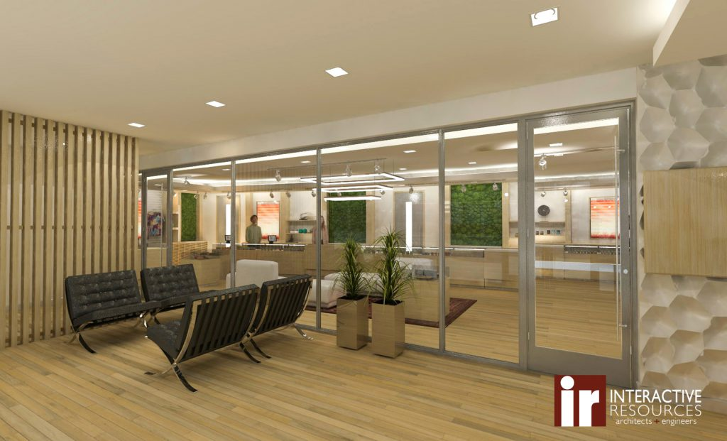 Pasadena JKA Dispensary Rendering
