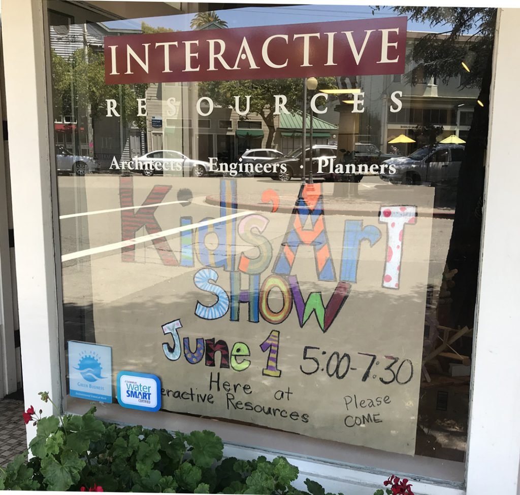 Art AHow at Interactive Resources 6/1/19