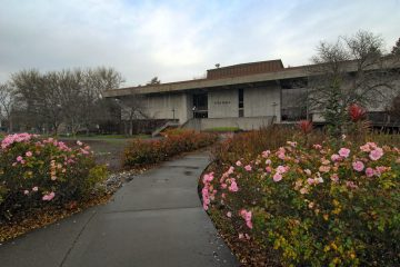 Sonoma State University, Ives Hall Roof and HVAC Replacement, Rohnert Park, California