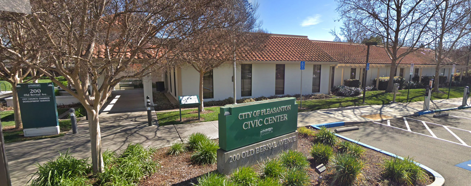 City of Pleasanton Civic Center, 200 Bernal Ave, City of Pleasanton