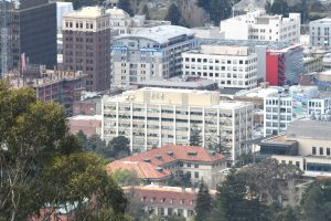 UC Berkeley, University Hall Envelope Improvements, Berkeley, CA