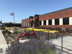 Alten Construction Office Remodel, Richmond, CA, Industrial Warehouse, Historic Brick Building, Office Space, Alten Construction, Interactive Resources, Architectural Design