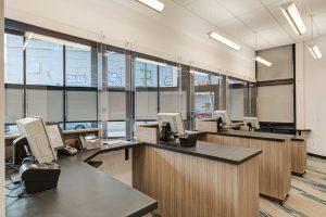 AC Transit, architectural, architecture, interior, public